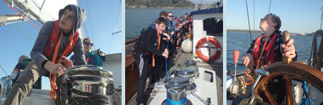Prolific's first youth voyage!