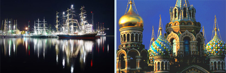 Could you join Tall Ships 2009 to Russia?